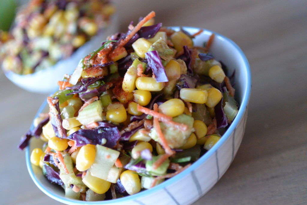 Rainbow Slaw recipe