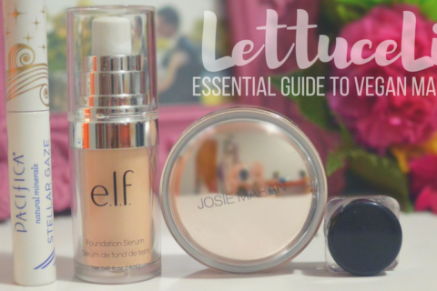 LettuceLiv's Essential Guide to Vegan Makeup 2017