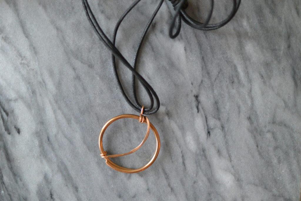 Goddess Provisions Charka necklace