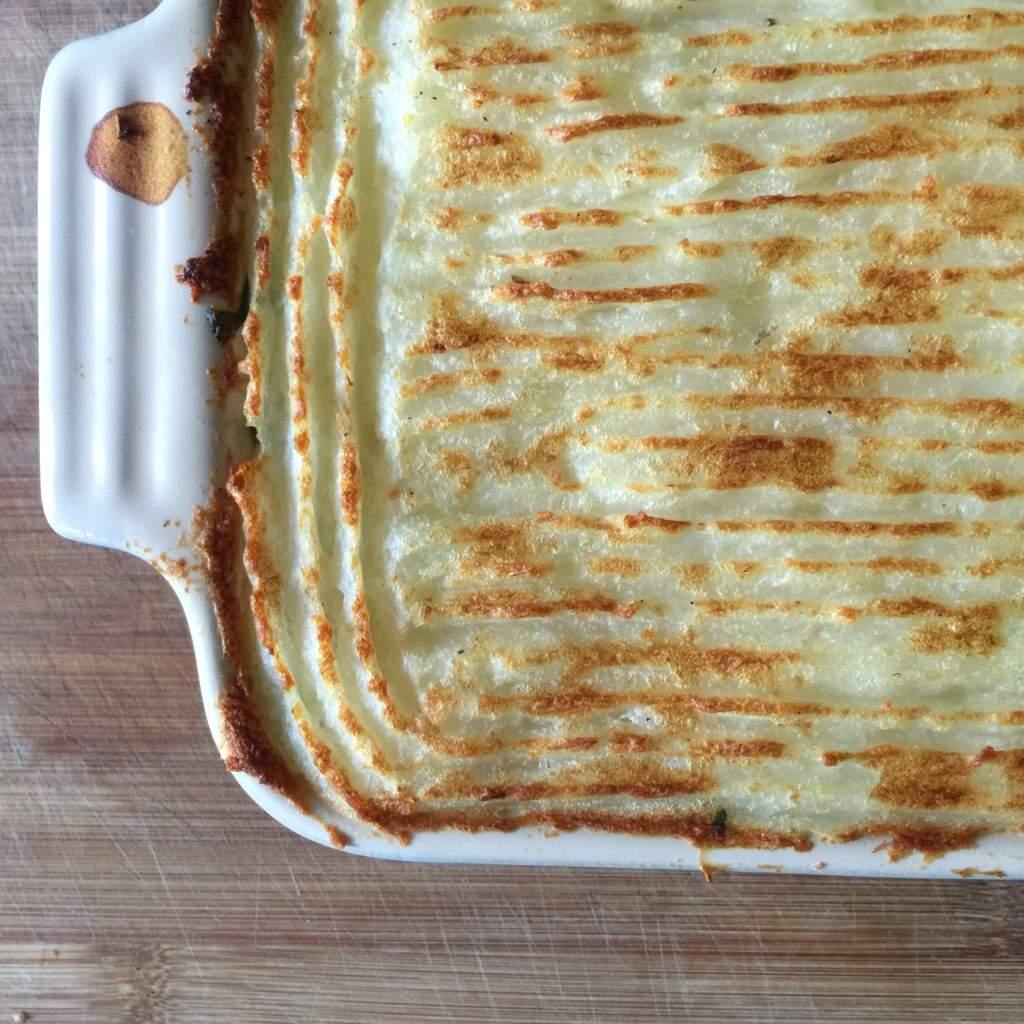 easy vegan sheppard's pie